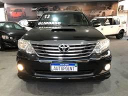 Título do anúncio: Hilux Sw4 2013 completa diesel 7 lugares