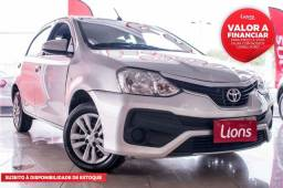 Título do anúncio: Toyota Etios 1.3 X