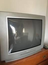 Tv Philips 29 polegadas com controle remoto