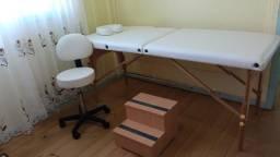 Maca para massagem/estética/massoterapia