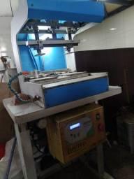 Máquina de tampografia 2 cores grande
