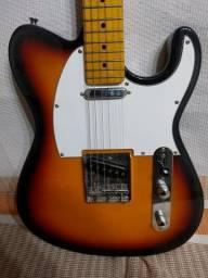 Bateria eletrônica e Guitarra Tagima Telecaster