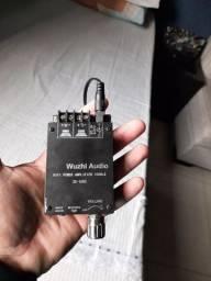 Mini amplificador  bluetooth200 w