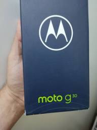 Moto g30 lacrado 128 gb nota fiscal