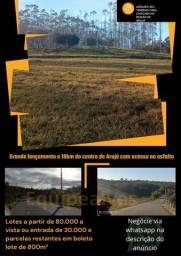Título do anúncio: Condomínio em Arujá no asfalto sem Taxa administrativa com infraestrutura inclusa !