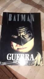 Hq Batman guerra ao crime
