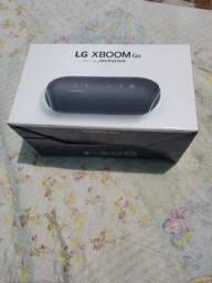 Título do anúncio: Caixa de som lg pl5, 20W, USB, IPX5, Bluetooth.