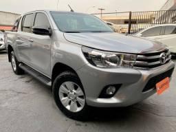 Título do anúncio: Toyota / Hilux SR 2.7 Flex 4x2 Aut - Liberada p/ Rondônia/Acre/Roraima