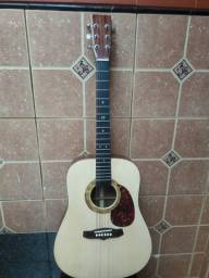 Violão Fok sólido maciço luthier!!