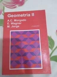 Geometria 2 - Morgado - 4 edição
