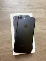 iPhone 7 de 128gb completo - até 12x s/ juros