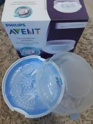 Esterilizador de microondas a vapor Philips Avent Novo