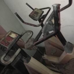 Título do anúncio: Bicicletas spinning para academias usadas malhação