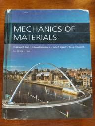 Livro Mechanics Of Materials - Fifth Edition