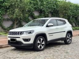 Jeep Compass 2.0 Longitude 2018 único dono!
