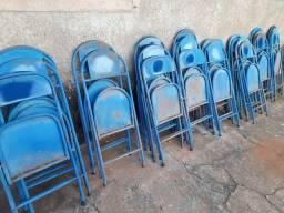 Cadeiras d ferro