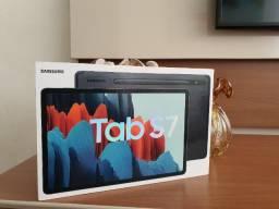 Samsung Galaxy Tab S7 LTE 8/256GB,  Lacrado e Garantia