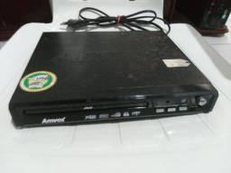 DVD Amvox com USB