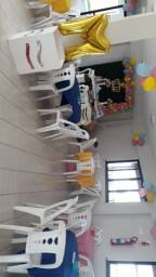 Título do anúncio: alugamos mesas e cadeiras para convidados Tampão Móveis provençal  etc...