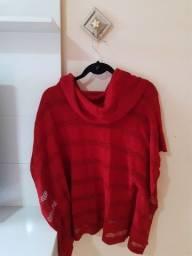 Casaco de tricô lindo !