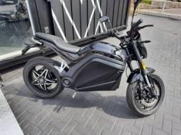Título do anúncio: Moto elétrica Voltz Motors - com 2 baterias roda até 180km de autonomia