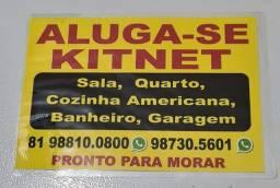 ALUGO KITNET PRONTO P/ MORAR