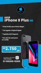 Título do anúncio: iPhone 8 Plus - semi novo