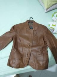 Vendo Jaqueta feminina de couro legítimo