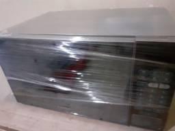 Micro-ondas cônsul 30 litros com grill