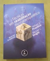 Livro Técnica em reabilitação musculoesqueletica, Prentice