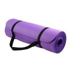 Título do anúncio: tapete de yoga roxo