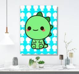 Quadro / Placa decorativa KIDS crianças para quarto
