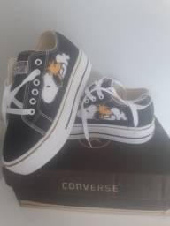 Tênis Converse All Star Smoop Novo