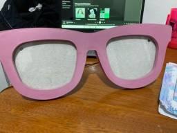 Porta Retrato em formato de óculos