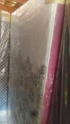 Cama box solteiro 07 cm de espuma com entrega gratis