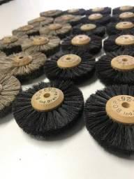 Escovas de Pelo N° 26 BOPE para Polimento - Novas - 20 Unidades