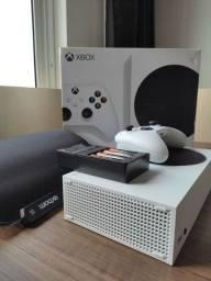 Título do anúncio: Xbox séries S 512gb