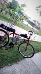 Título do anúncio: Bike motorizada 50cc