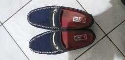Sapato moscassim