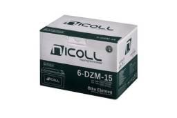 Bateria Bike Elétrica 12v 15ah Nicoll 6-dzm-15 Selada