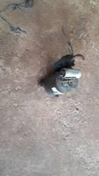 Motor compressor de ar condicionado