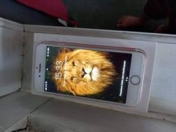 Título do anúncio: Vendo ou troco iPhone 7 32 gigas
