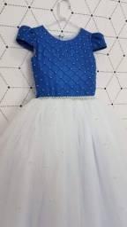 Título do anúncio: Lindo vestido de formatura ABC