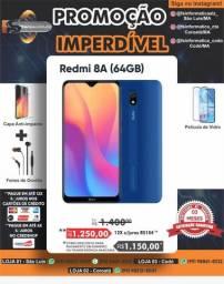 Celular Xiaomi Redmi 8a 64gb 4gb Ram