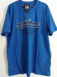Título do anúncio: Camisas em algodão básica