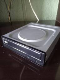 Leitor de cd/dvd SATA para PC/Desktop LG