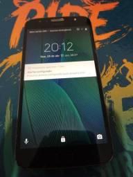Moto G5S Plus tela nova