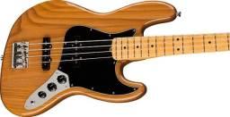 Título do anúncio: Baixo fender USA - Professional Jazz Bass II com case - 4 cordas