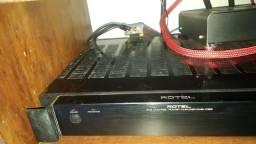 Amplificador rotel Rmb 1085 ñ krell adcom rega