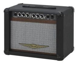 Amplificador Cubo Oneal Ocg100 Preto 30W Rms - Somos Loja